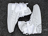 Чоловічі кросівки Nike Special Air Force Field 1 White 903270-100, фото 3