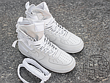 Чоловічі кросівки Nike Special Air Force Field 1 White 903270-100, фото 4