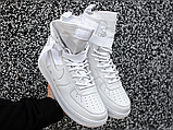 Чоловічі кросівки Nike Special Air Force Field 1 White 903270-100, фото 7