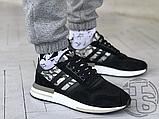 Мужские кроссовки Adidas ZX500 RM Black Camo BD7924, фото 6