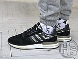 Мужские кроссовки Adidas ZX500 RM Black Camo BD7924, фото 7