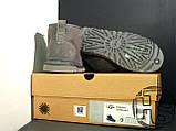Мужские ботинки UGG Neumel Suede Boots Dark Fawn Gray 3236, фото 4