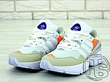Жіночі кросівки Adidas Yung-96 White/Orange F97179, фото 2