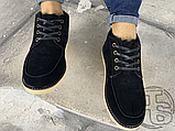 Мужские ботинки UGG David Beckham Suede Boots Black, фото 4