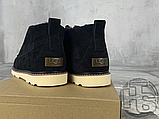 Мужские ботинки UGG David Beckham Suede Boots Black, фото 7