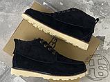 Мужские ботинки UGG David Beckham Suede Boots Black, фото 8