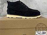 Мужские ботинки UGG David Beckham Suede Boots Black, фото 9