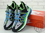Чоловічі кросівки Nike Air Max 270 Bowfin Photo Black Blue AJ7200-002, фото 4