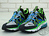 Чоловічі кросівки Nike Air Max 270 Bowfin Photo Black Blue AJ7200-002, фото 6