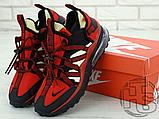 Чоловічі кросівки Nike Air Max 270 Bowfin University Red Light Citron AJ7200-003, фото 3