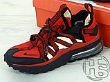 Чоловічі кросівки Nike Air Max 270 Bowfin University Red Light Citron AJ7200-003, фото 5