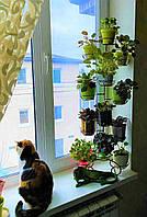 """Підставка для квітів на 12 малих чаш """"Дерево"""""""