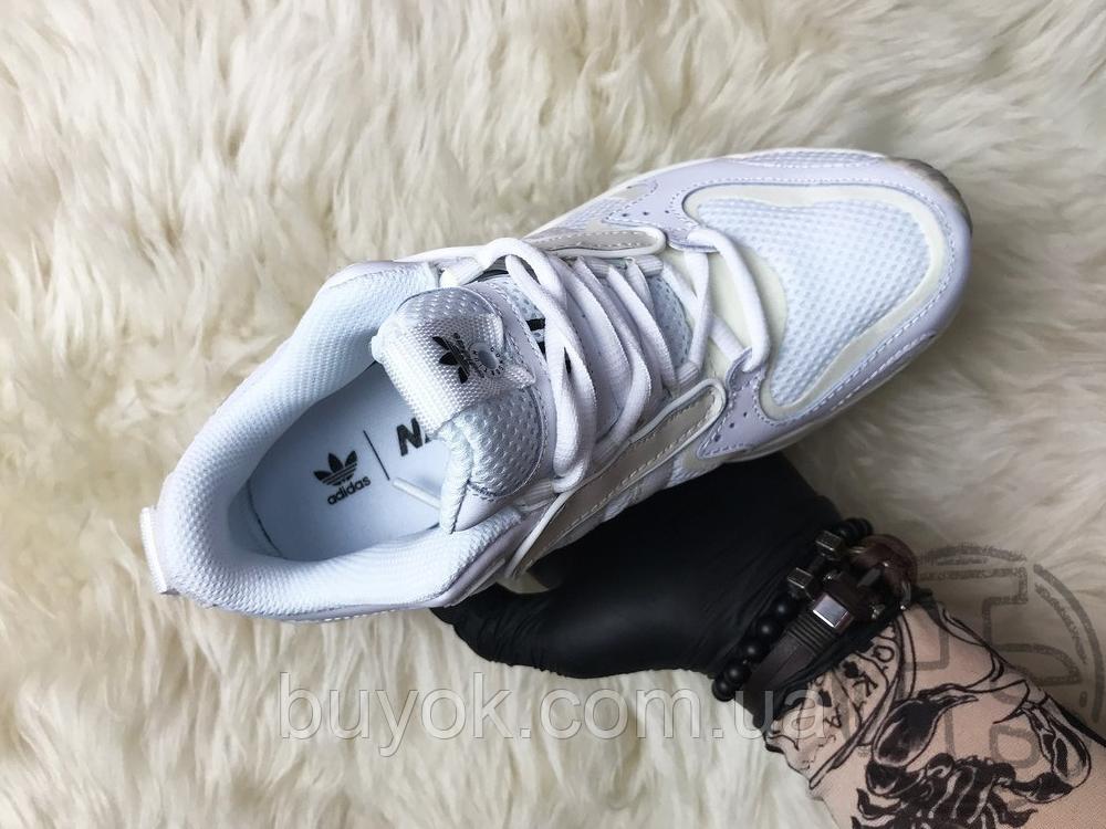 Жіночі кросівки Adidas Magmur Runner Naked White G54683