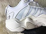 Жіночі кросівки Adidas Magmur Runner Naked White G54683, фото 8