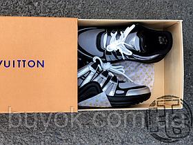 Женские кроссовки Louis Vuitton LV Archlight Sneaker Black/Silver 1A43JP