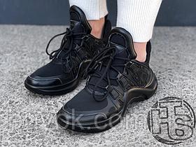 Женские кроссовки Louis Vuitton LV Archlight Sneaker All Black