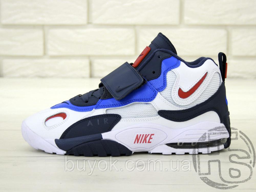 Мужские кроссовки Nike Air Max Speed Turf Giants White/Blue-Red BV1165-100