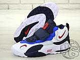 Мужские кроссовки Nike Air Max Speed Turf Giants White/Blue-Red BV1165-100, фото 2