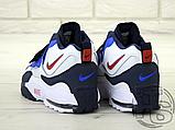 Мужские кроссовки Nike Air Max Speed Turf Giants White/Blue-Red BV1165-100, фото 3