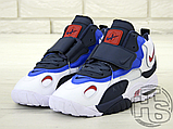 Мужские кроссовки Nike Air Max Speed Turf Giants White/Blue-Red BV1165-100, фото 4