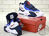 Мужские кроссовки Nike Air Max Speed Turf Giants White/Blue-Red BV1165-100, фото 6