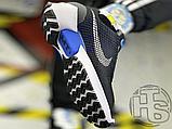 Мужские кроссовки Nike Hyper Adapt 1.0 EARL Black/White/Blue 843871-001, фото 2