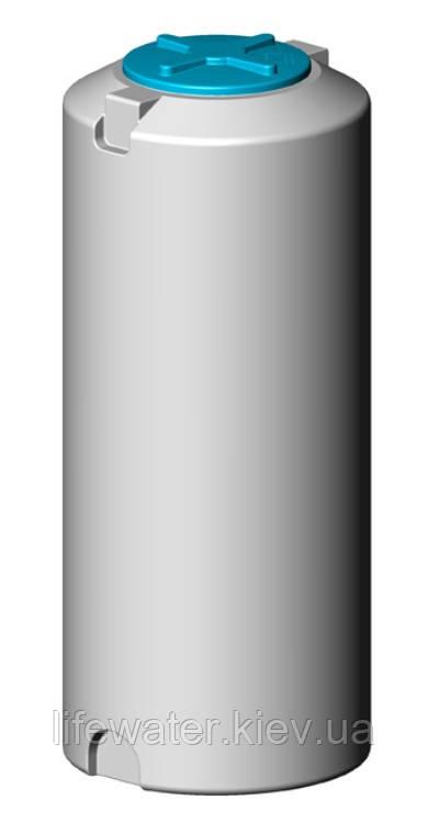 Ємність V-470, харчова пластикова бочка, бак для води