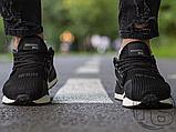 Мужские кроссовки Adidas EQT Support 91/18 Black White B37520, фото 2