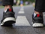 Мужские кроссовки Adidas EQT Support 91/18 Black White B37520, фото 4