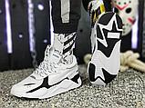 Мужские кроссовки Puma RS-X Core Black White 369666-01, фото 3