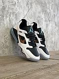 Мужские кроссовки Air Jordan Mars 270 Orange Aqua (мужские Айр Джордан Марс 270 Оранжевый Аква) CK1196-101, фото 8