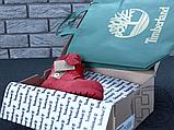 Жіночі черевики Timberland Classic Boots Bordo Winter (з хутром), фото 2