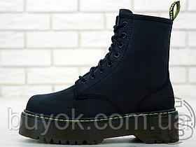 Жіночі черевики Dr.Martens Jadon Black Boots 15265001