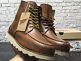 Чоловічі черевики Red Wing USA Classic Moc 6-inch Boot 8424890 Brown 875, фото 5