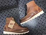 Чоловічі черевики Red Wing USA Classic Moc 6-inch Boot 8424890 Brown 875, фото 8