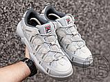 Чоловічі кросівки Fila Spaghetti Grey 1BM00057, фото 6