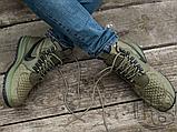 Мужские кроссовки Nike Lunar Force 1 Duckboot '17 Medium Olive/Black/Wolf Grey 916682-202, фото 7