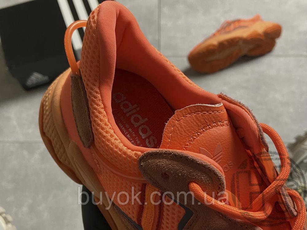 Женские кроссовки Adidas Ozweego Orange EE7776