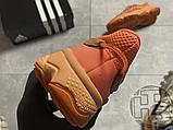 Женские кроссовки Adidas Ozweego Orange EE7776, фото 3