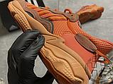 Женские кроссовки Adidas Ozweego Orange EE7776, фото 4