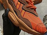 Женские кроссовки Adidas Ozweego Orange EE7776, фото 5
