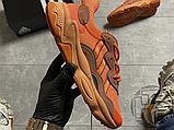 Женские кроссовки Adidas Ozweego Orange EE7776, фото 9