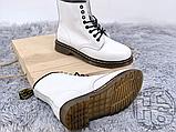 Жіночі черевики Dr.Martens 1460 Smooth White 14357100, фото 6