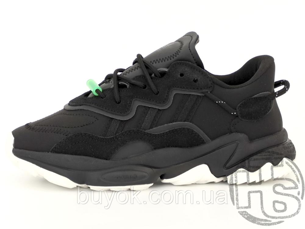 Кросівки Adidas жіночі Ozweego Core Black White EG8355