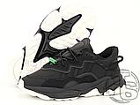 Кросівки Adidas жіночі Ozweego Core Black White EG8355, фото 5