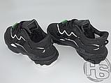 Кросівки Adidas жіночі Ozweego Core Black White EG8355, фото 8