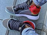 Чоловічі кросівки Adidas Marquee Mid Boost Marvel Thor White Grey Red EF2258, фото 7