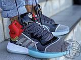 Чоловічі кросівки Adidas Marquee Mid Boost Marvel Thor White Grey Red EF2258, фото 9