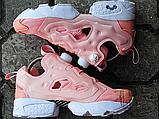 Женские кроссовки Reebok InstaPump Off The Grid Pink BD3007, фото 7
