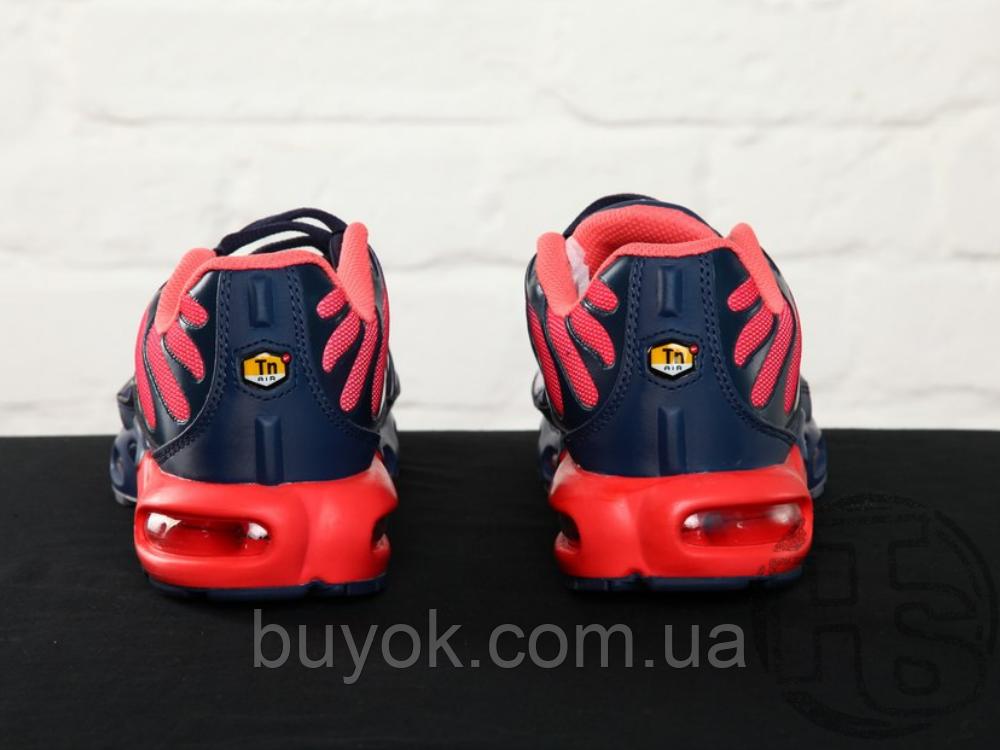 Чоловічі кросівки Nike Air Max Plus Hyperfuse Midnight Navy University Red 483553-416